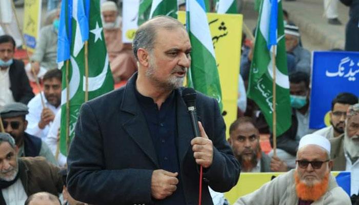 کسی ادارے کو کراچی کی آدھی آبادی کھانے کا حق نہیں: نعیم الرحمٰن