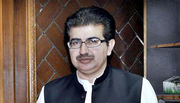 صادق سنجرانی  سینیٹ انتخابات اوپن بیلٹ کے ذریعے کرانے کی حامی