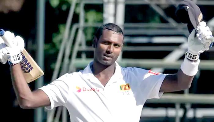 گال ٹیسٹ: اینجلو میتھیوز کے ناقابل شکست 107 رنز، سری لنکا 229 پر 4 آؤٹ