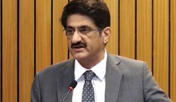 کے ایم سی کو اکیلا نہیں چھوڑ سکتے، وزیراعلیٰ سندھ