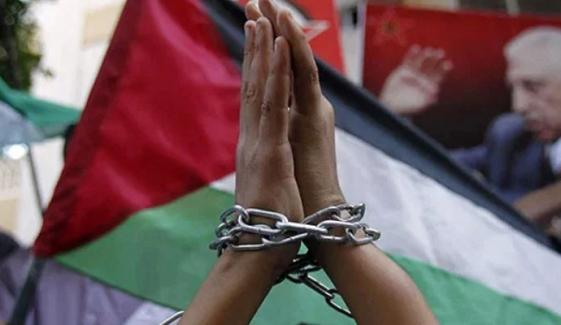 اسرائیل کی جیل میں 14 سال سے قید فلسطینی جاں بحق