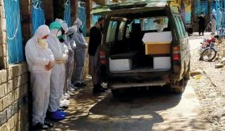 پاکستان: کورونا وائرس سے کل اموات 11 ہزار 204 ہو گئیں
