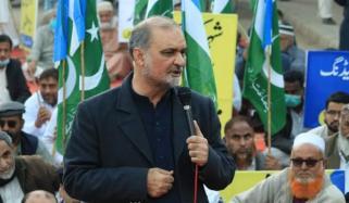 کسی ادارے کو کراچی کی آدھی آبادی کھانے کا حق نہیں: حافظ نعیم الرحمٰن
