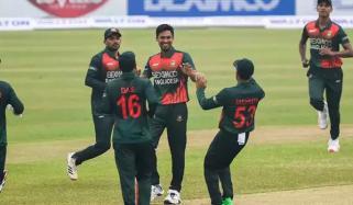 بنگلادیش نے ویسٹ انڈیز کو دوسرے ون ڈے میں بھی ہرادیا