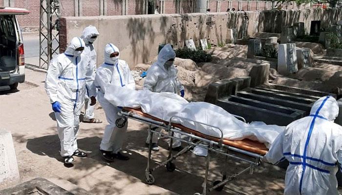 پاکستان: کورونا وائرس سے مزید 43 اموات