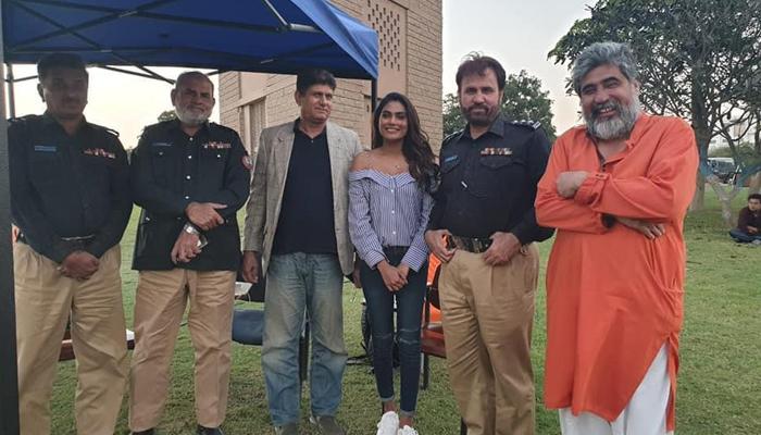 سندھ پولیس کے شہید ایس پی چودھری اسلم کی زندگی پر بنی فلم 'چوہدری' کا ٹریلر جاری