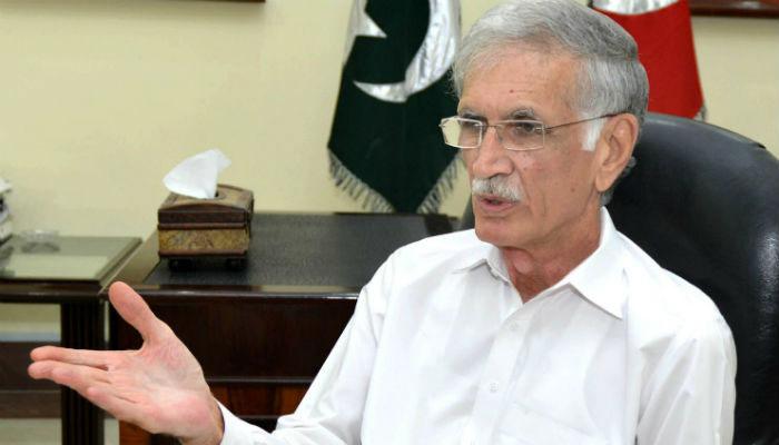 تحریک عدم اعتماد کے مقابلے کیلئے تیار ہیں، پرویز خٹک