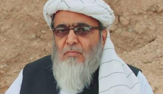 'فضل الرحمٰن گروپ کو جے یو آئی نام استعمال کرنے سے روکا جائے'
