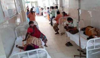 بھارت میں پراسرار بیماری پھر پھیلنے لگی، سیکڑوں میں متاثر
