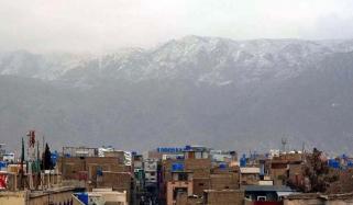 شمالی بلوچستان میں سائبرین ہوائیں چلنے سے سردی کی شدت میں اضافہ