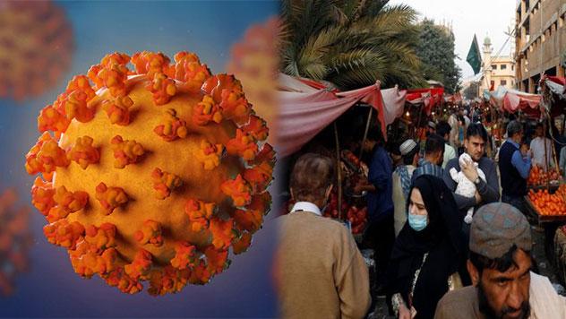 پاکستان: کورونا وائرس کے کیسز 532412، اموات 11295
