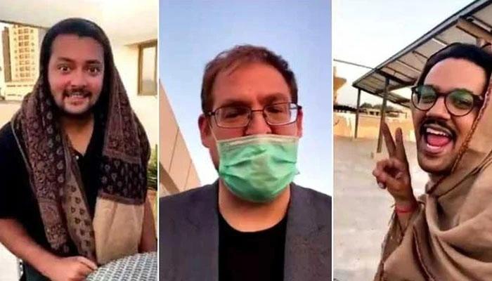 علی گُل پیر نے اسلام آباد ریستوران کی خواتین مالکان کی مزاحیہ ویڈیو بنادی