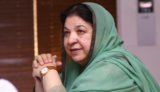 محکمہ صحت پنجاب میں 32 ہزار بھرتیاں کیں، یاسمین راشد