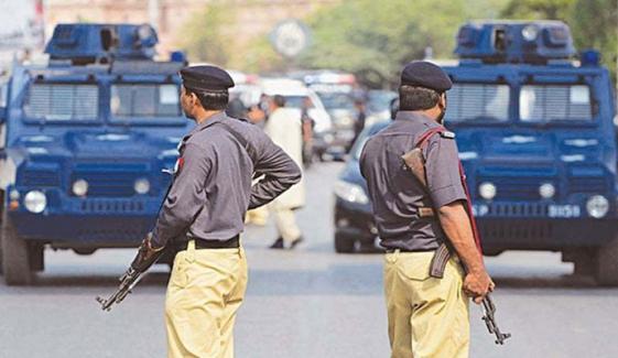 کراچی: شیریں جناح کالونی میں سرچ آپریشن، 4 زیرِ حراست، 1 گرفتار