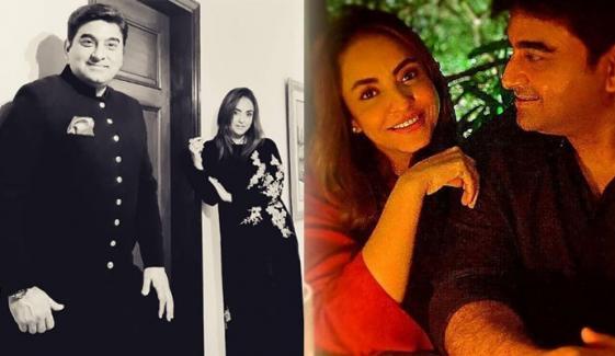 نادیہ خان کے خوبصورت لمحے سوشل میڈیا پر شیئر