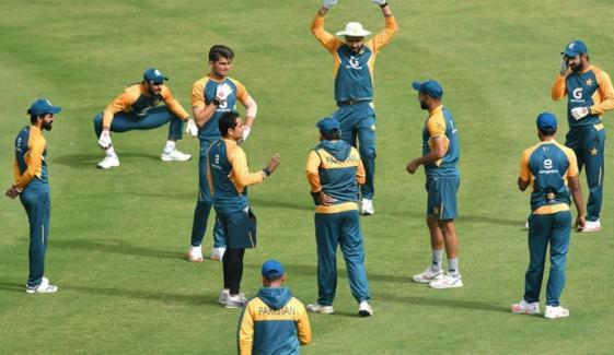 جنوبی افریقا کیخلاف پہلے ٹیسٹ کیلئے پاکستان کے 17 رکنی اسکواڈ کا اعلان