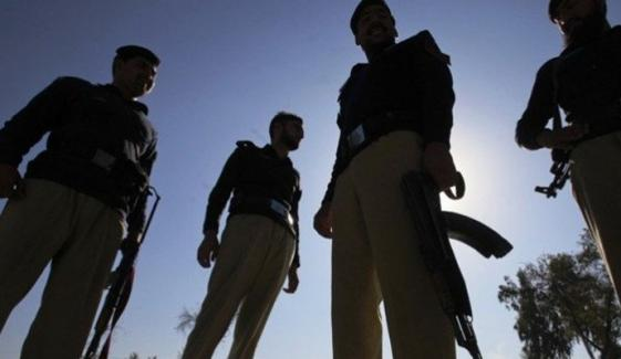 سندھ: 4 روز میں 176 پولیس اہلکار کورونا وائرس کے شکار