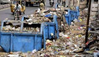 اسلام آباد میں بھی صفائی کی خراب صورتحال