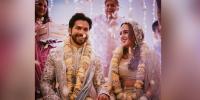 ورن دھون نے شادی کرلی، خود سوشل میڈیا پر تصاویر شیئر کیں