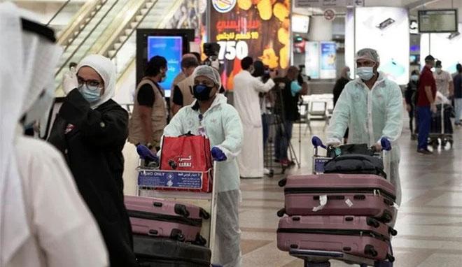 کورونا وائرس کے سبب کویت نے مسافروں کی تعداد 80 فیصد کم کر دی