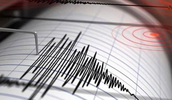 سوات، کوہستان، مانسہرہ، ایبٹ آباد میں زلزلے کے جھٹکے