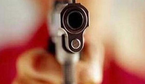 کراچی میں سیاسی جماعت کے دفتر کے باہر فائرنگ