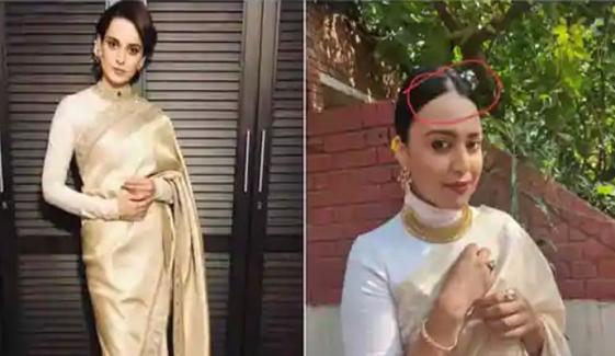 کنگنا کی ساتھی اداکارہ سوارا بھاسکر سے سوشل میڈیا پر چھیڑ چھاڑ