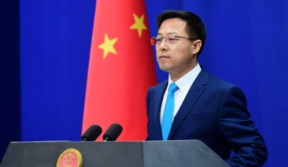چین اور بھارتی افواج میں جھڑپ، بیجنگ کا ردِعمل سامنے آگیا