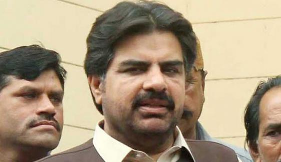 علی زیدی کی بدزبانی وزیراعلیٰ سندھ نے برداشت کی، ناصر شاہ