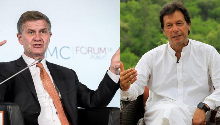 عمران خان کے منصوبے کی عالمی شخصیات بھی معترف