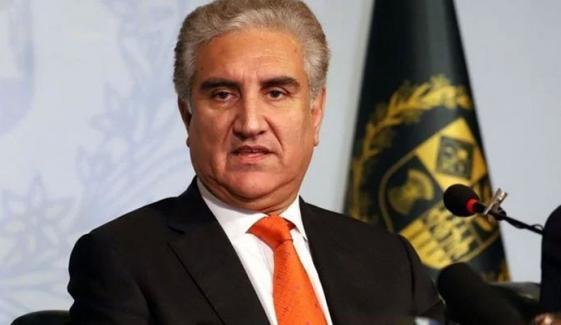 پاکستان افغان مسئلے کے پرُامن، جامع، دیرپا حل کا خواہشمند ہے،شاہ محمود قریشی