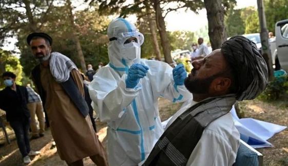 طالبان نے افغانستان میں کورونا ویکسینیشن کی حمایت کردی