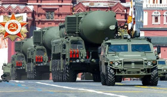 روسی پارلیمنٹ نے امریکا سے جوہری معاہدے میں توسیع کی منظوری دیدی