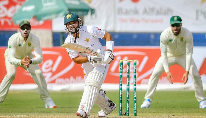 پاکستان 378 پر آؤٹ، جنوبی افریقا کیخلاف 158 رنز کی برتری حاصل