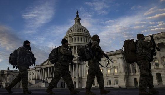 امریکا:حکومت مخالف انتہا پسندوں کی دہشتگردی کا خدشہ