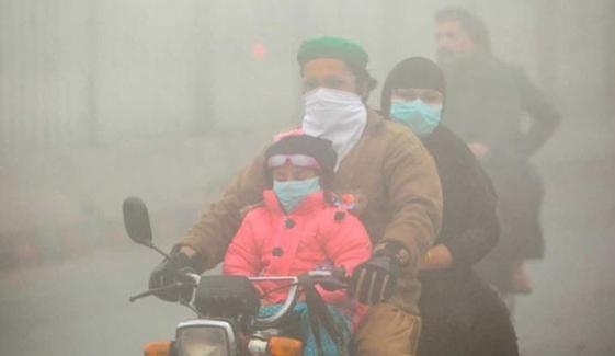 کراچی:موسم خشک و سرد، آلودہ شہروں میں آج تیسرا نمبر