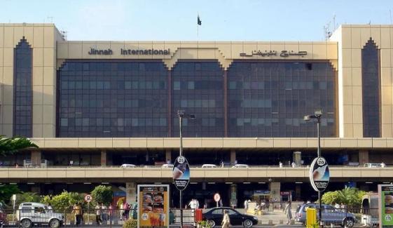 کراچی ایئرپورٹ پر مسافر سے 22 قیراط سونے کے بسکٹ برآمد