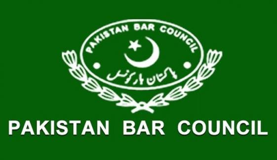 پاکستان بار کونسل نے صدارتی آرڈیننس بدنیتی پر مبنی قرار دیدیا