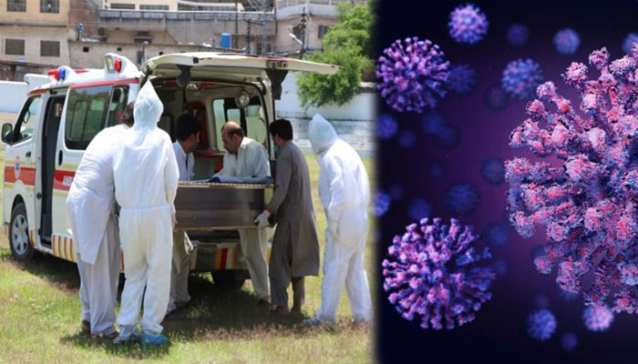 پاکستان: کورونا وائرس سے مزید 40 افراد جاں بحق