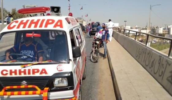 کراچی، FTC فائرنگ واقعہ، دہرے قتل کا مقدمہ درج کر لیا گیا