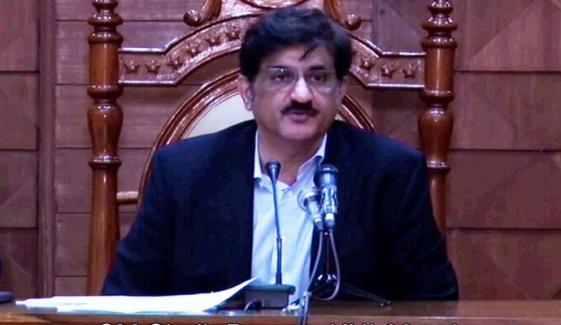 مراد علی شاہ کی تاحیات نااہلی کی درخواست، سماعت ملتوی