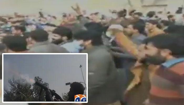 اسلام آباد: سرکاری ملازمین کا دھرنا، 10 شرکاء زیرِ حراست