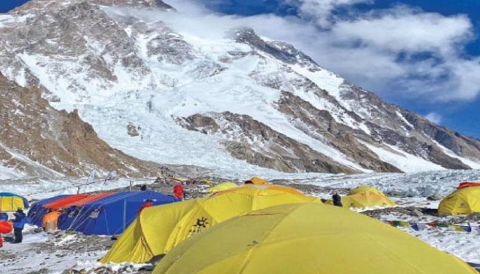 غیرمل کی کوہ پیماوں نے سرمائی مہم جوئی ختم کردی