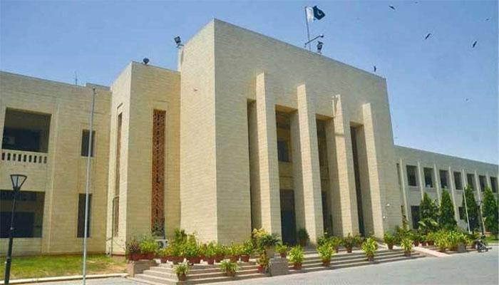 اسپیکر سندھ اسمبلی کا اسمبلی کی نہ مناسب سیکیورٹی پراظہاربرہمی
