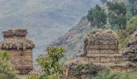 سوات : بدھ مت دور کے 2 ہزار سال پرانے آثار کی دریافت