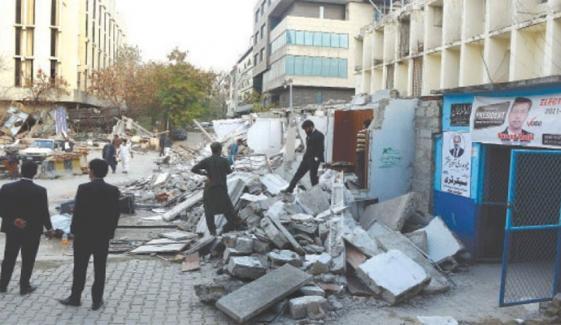 ہائیکورٹ پر حملہ، گرفتار وکلاء انسدادِ دہشتگردی عدالت میں پیش