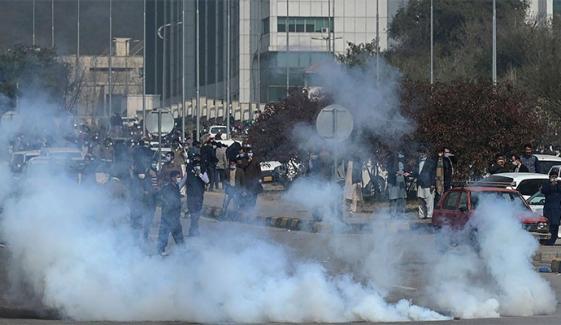 اسلام آباد میں گزشتہ روز سے جاری سرکاری ملازمین کا احتجاج ختم