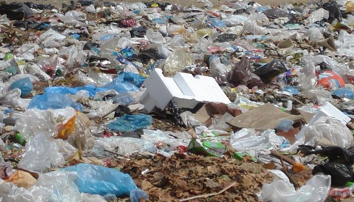 لاہور ایک بار پھر کچرا کنڈی میں بدلنے لگا