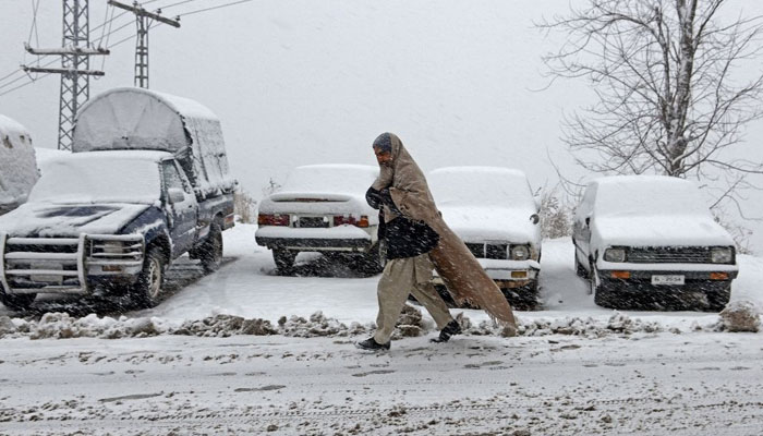 ملک  کے بالائی علاقوں میں سردی کی شدت برقرار
