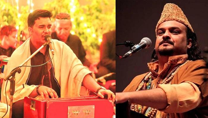 امجد صابری کے بڑے بیٹے کی مقبولیت میں اضافہ